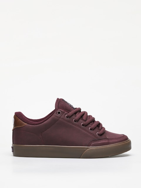 Circa Lopez 50 Shoes (burgundy/gum)