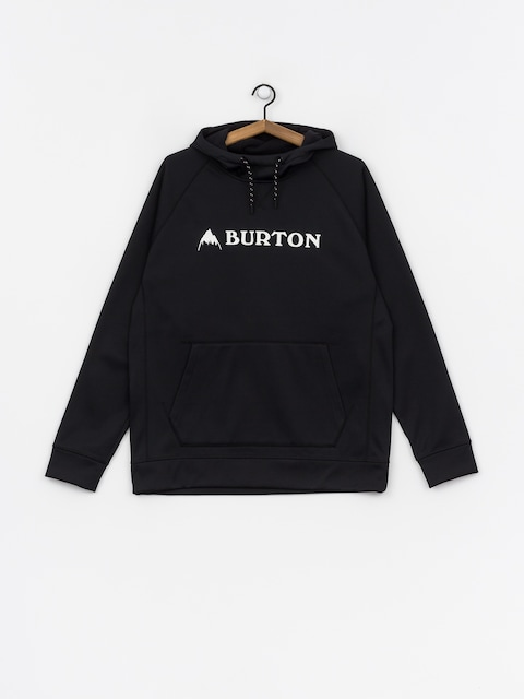 Burton Crown Bndd HD Hoodie (true black)