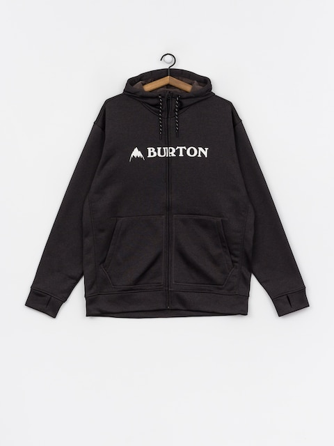 Burton Oak ZHD Hoodie (true black heather)