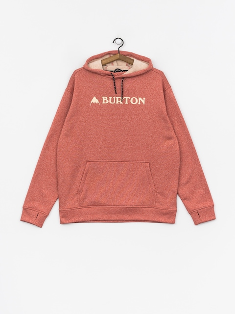 Burton Oak HD Hoodie (tandori heather)