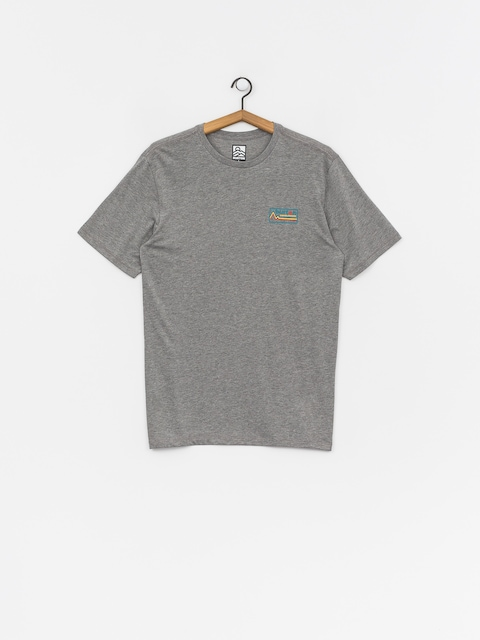 Burton Gregson T-shirt (gray heather)