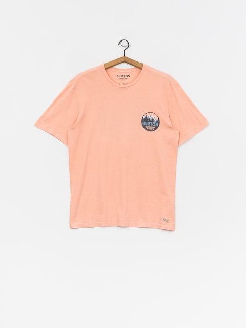 Burton Taproot T-shirt (dusty pink)