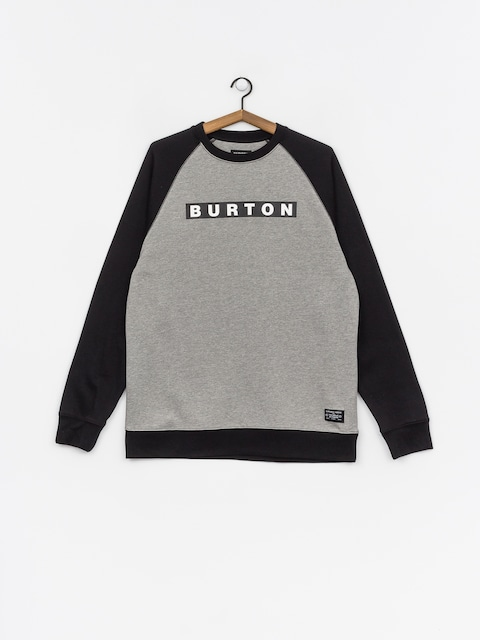 Burton Vault Crew Sweatshirt (gray heather)