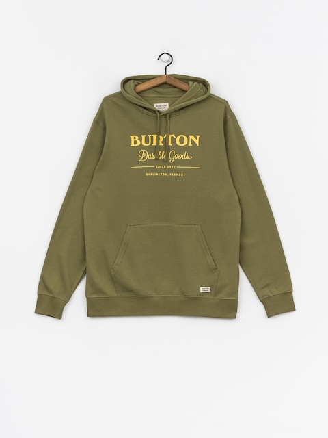 Burton Durable Goods Sweatshirt (weeds)