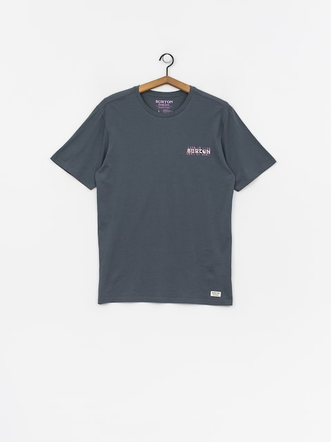 Burton Galehead T-shirt (dark slate)