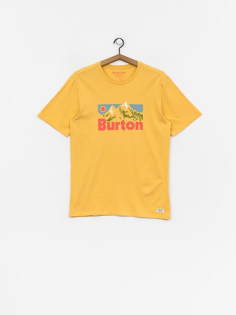 Burton Friston T-shirt (ochre)