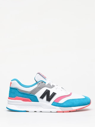New Balance 997 Shoes (deep ozone blue)