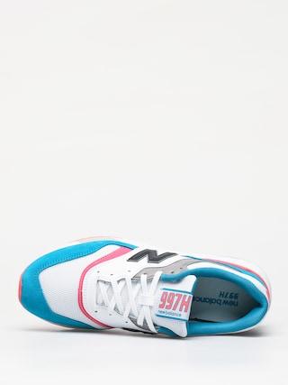 New Balance 997 Shoes (deep ozone blue)