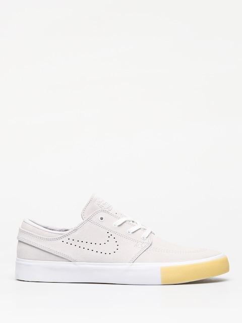 Nike SB Zoom Janoski Rm Se Shoes (white/white vast grey gum yellow)