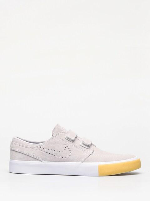 Nike SB Zoom Janoski Ac Rm Se Shoes (white/white vast grey gum yellow)