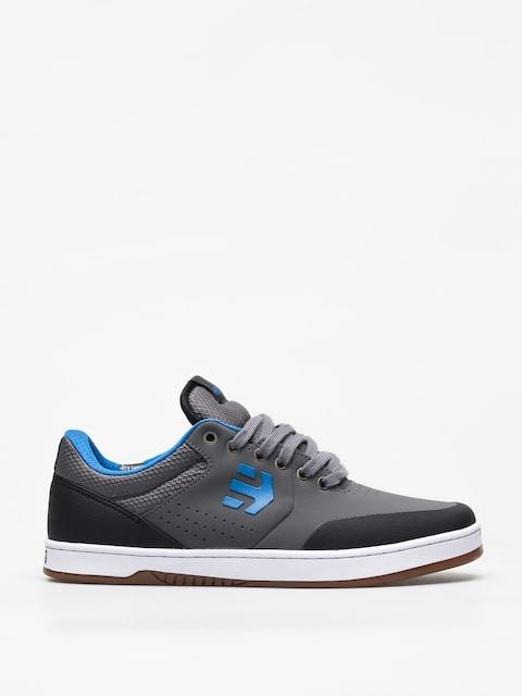 Etnies Marana Crank Shoes (grey/black/blue)