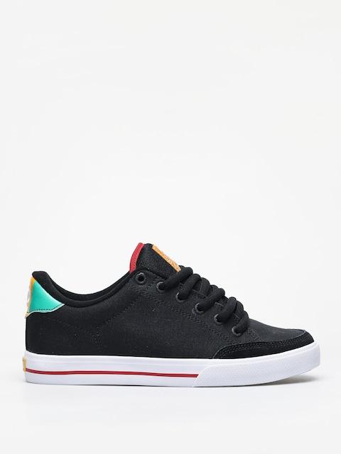Circa Lopez 50 Shoes (black/rasta/white)