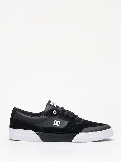DC Switch Plus S Shoes (black/black/white)