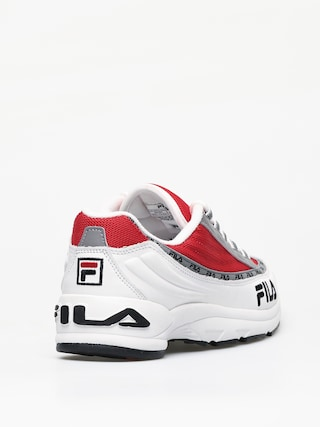 Fila Dragster 97 Shoes (white/fila red)