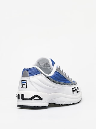 Fila Dragster 97 Shoes (white/electric blue)