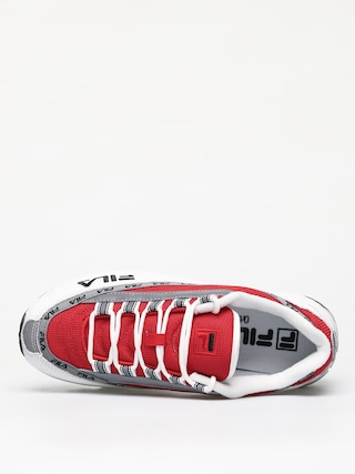 Fila Dragster 97 Shoes Wmn (white/fila red)