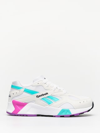 Reebok Aztrek Shoes (true grey/teal/auber)