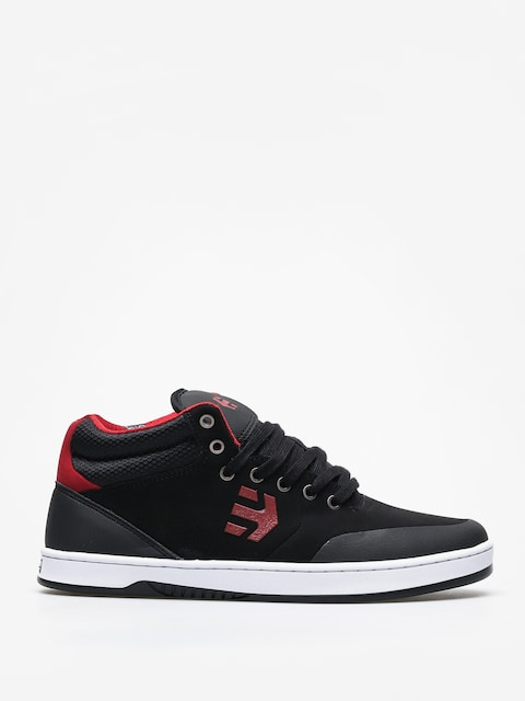 Etnies Marana Mid Crank Shoes (black/red)