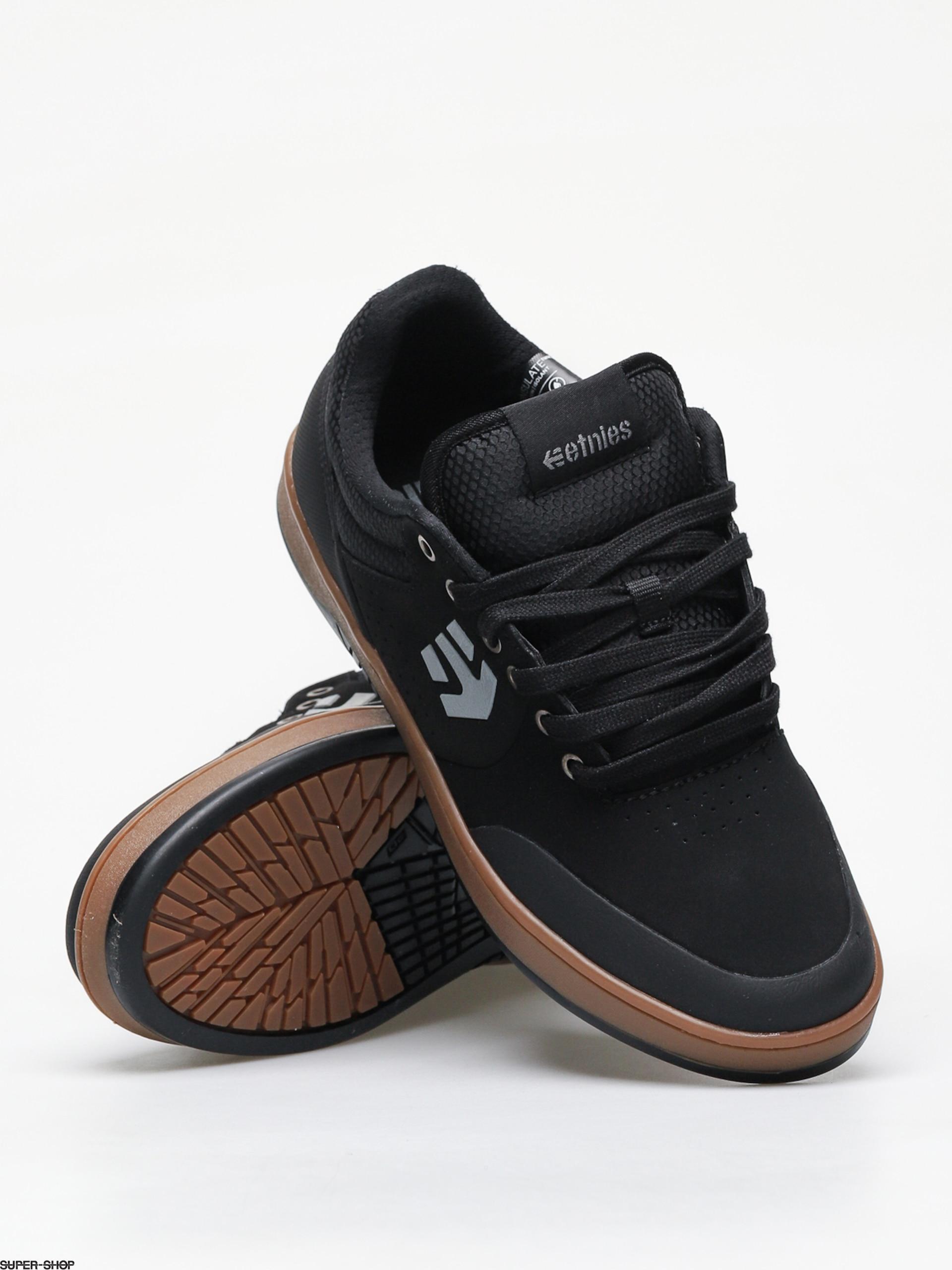 Etnies Marana Crank Shoes (black/gum)