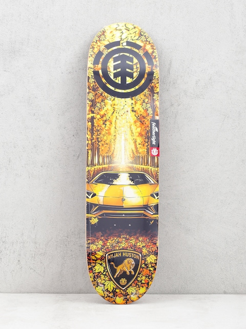 Element Nyjah Gold Tree Tour Deck (assorted)