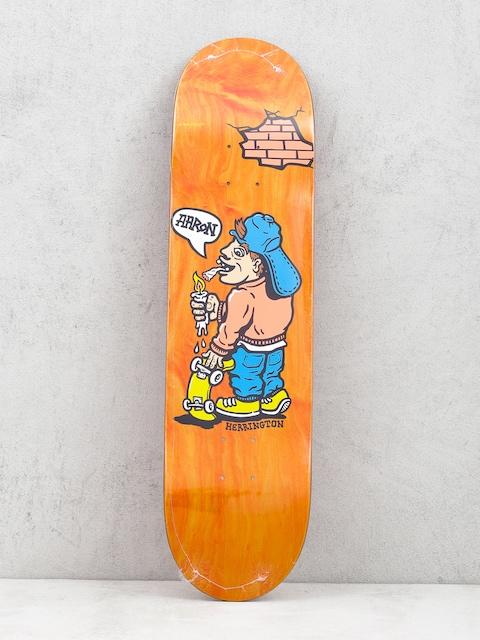 Polar Skate Aaron Herrington Cake J Deck (orange)