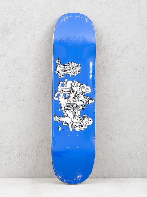 Polar Skate Hjalte Halberg Picknick Deck (blue)