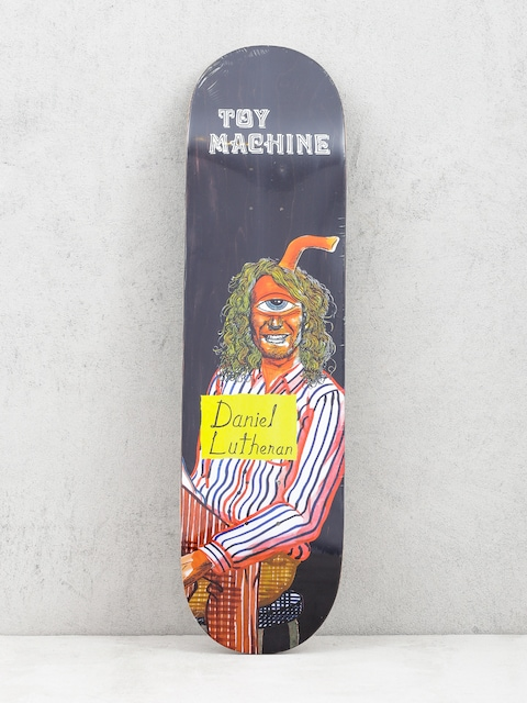 Toy Machine Lutheran Picture Day Deck (black)
