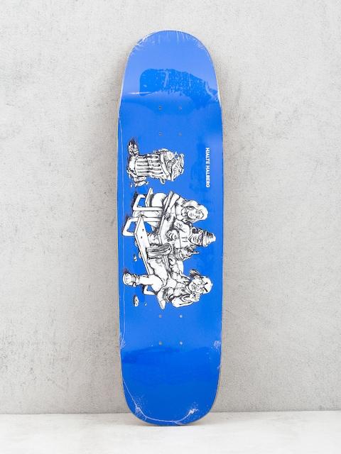 Polar Skate Hjalte Halberg Picknick P9 Deck (blue)