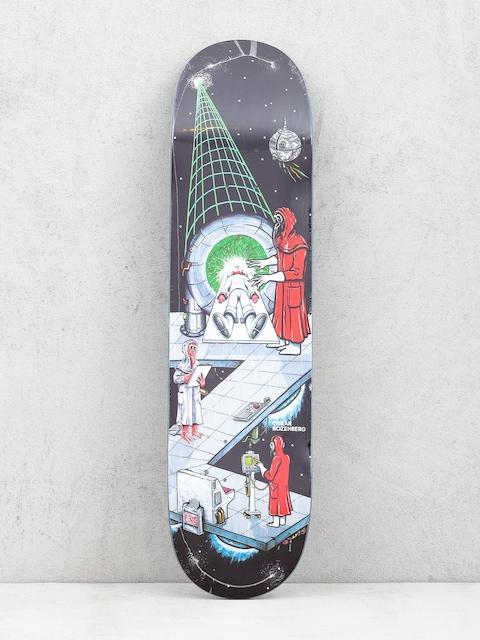 Polar Skate Oskar Rozenberg Vortex Journey Deck (black)