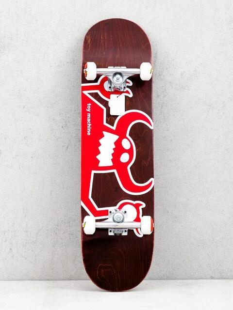 Toy Machine Og Monster Skateboard (brown)