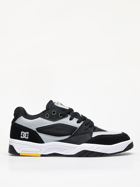 DC Maswell Shoes (black/grey/yellow)