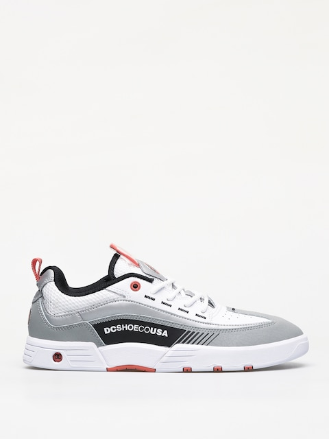 DC Legacy 98 Slim Se Shoes (grey/white)