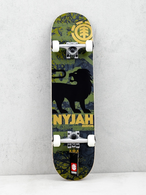 Element Nyjah Texture Skateboard (assorted)