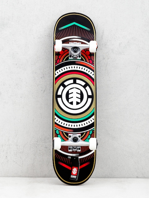 Element Hatched North Light Skateboard