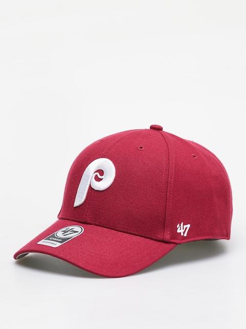 47 Brand Philadelphia Phillies 47 Mvp ZD Cap (cardinal)