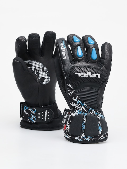 Level Sq Jr Cf Gloves (black)