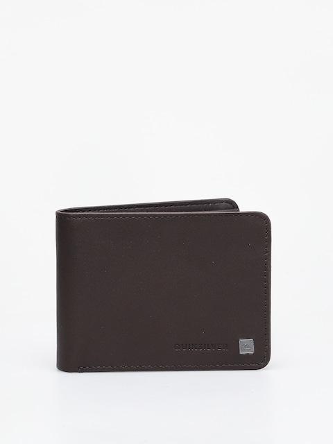 Quiksilver Mack VI Wallet (chocolate brown)