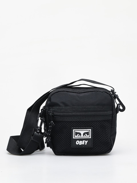 OBEY Conditions Traveler Bag (black)