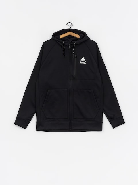 Burton Crown Bndd ZHD Hoodie (true black)