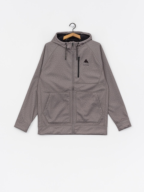 Burton Crown Bndd ZHD Hoodie (gray heather)