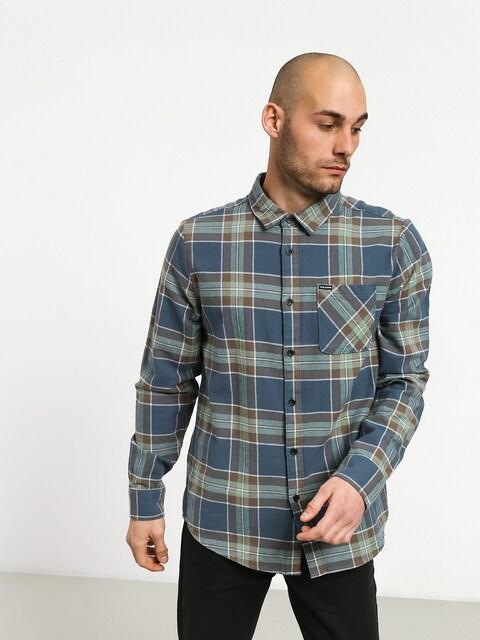Volcom Caden Plaid Ls Shirt (ind)