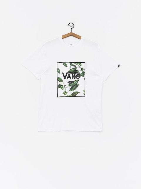 Vans Print Box T-shirt (white/rubber co. floral)