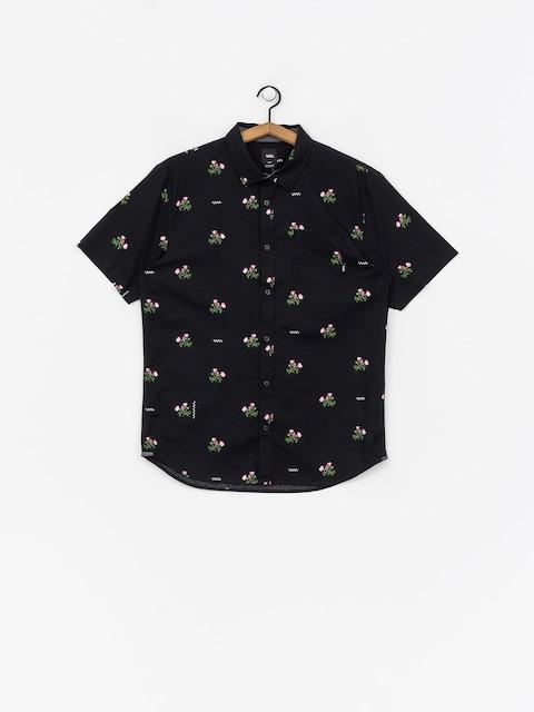 Vans Shade Shirt (night rose)