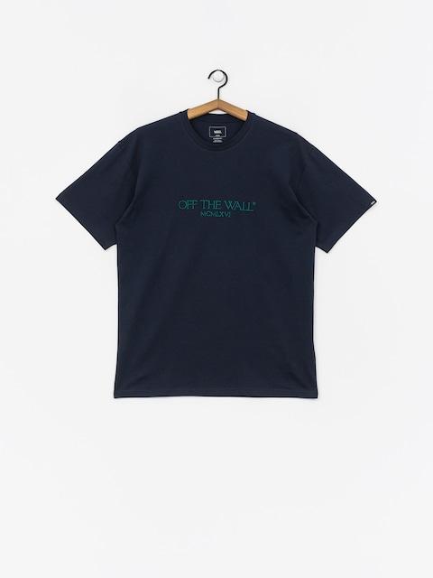 Vans Old Skool Text T-shirt (navy)