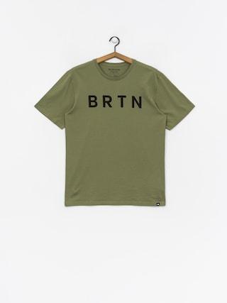 Burton Brtn T-shirt (weeds)