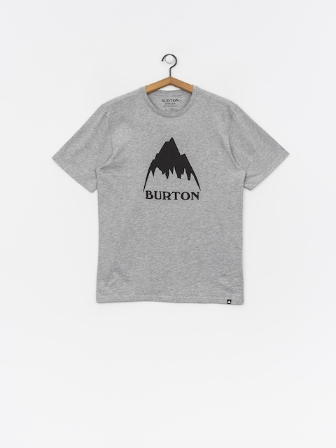 Burton Clmtnhgh T-shirt (gray heather)