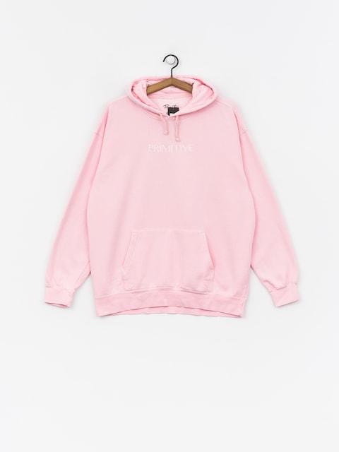 Primitive Atmosphere HD Hoodie (pink)