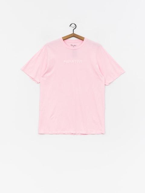 Primitive Atmosphere T-shirt (pink)