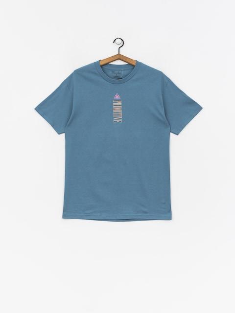 Primitive Equator T-shirt (slate blue)