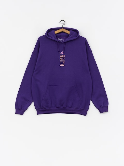 Primitive Equator HD Hoodie (purple)